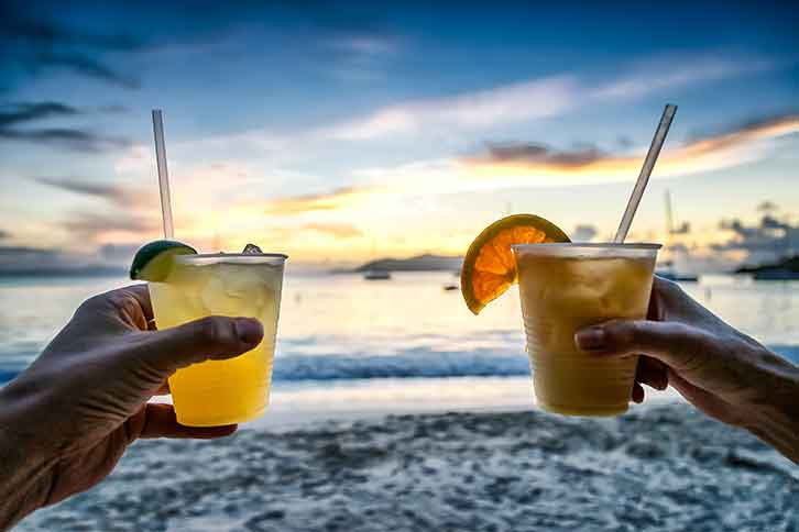 Cancun Tours With Open Bar