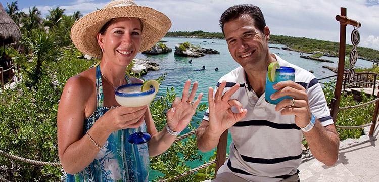 Cancun Tours With Open Bar Xel-Ha