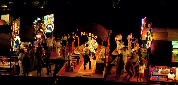 Cancun Tours With Open Bar Xoximilco