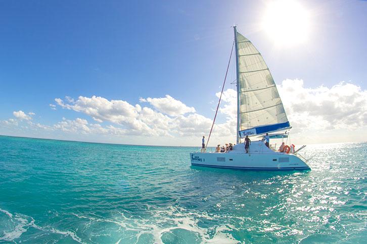 playa mujeres tours isla mujeres sail