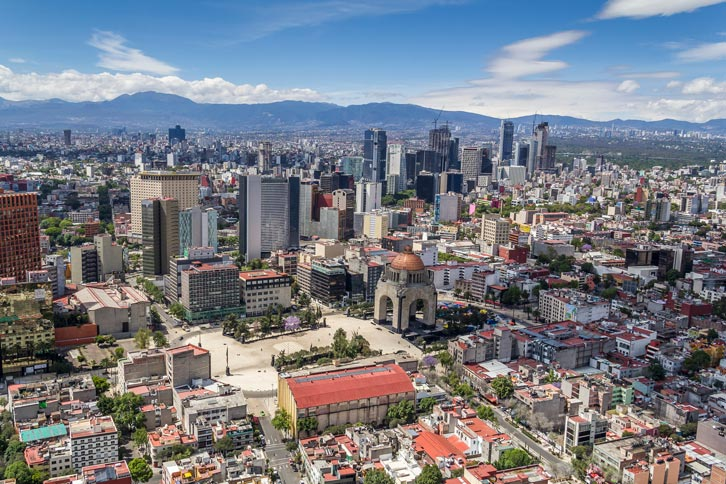 Skyview Downtown Mexico City