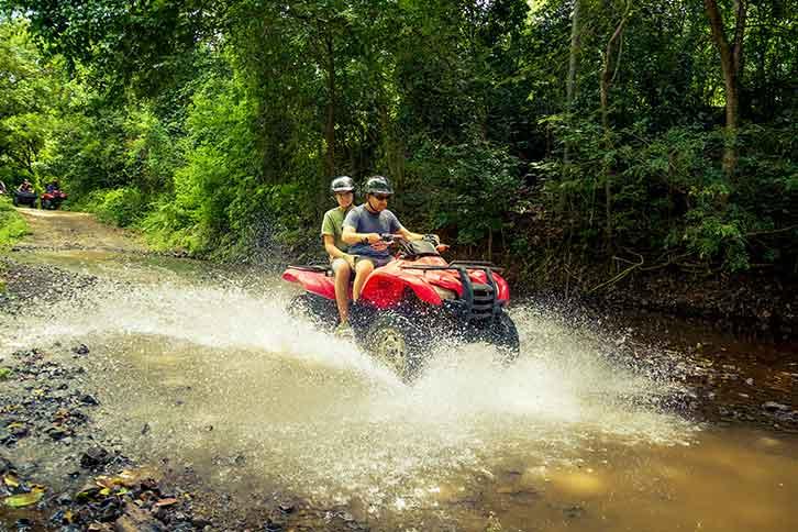 Things to Do Near Papagayo Beach ATV Ride