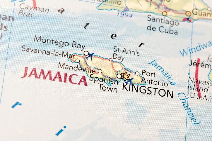 montego bay airport jamaica
