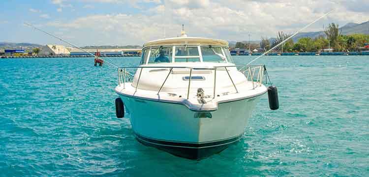 Jamaica Deep Sea Fishing Private Charter Reel Magic