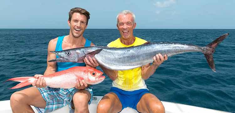 Jamaica Deep Sea Fish Red Snapper Wahoo