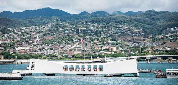 oahu road trip hawaii pearl harbor