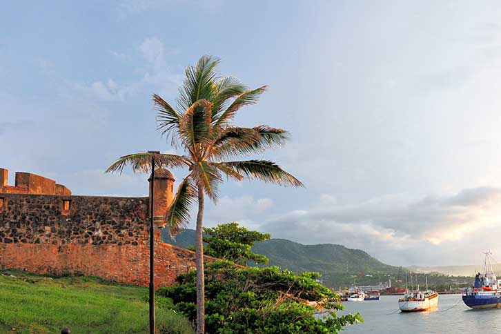Things to do in Puerto Plata San Felipe Fortress