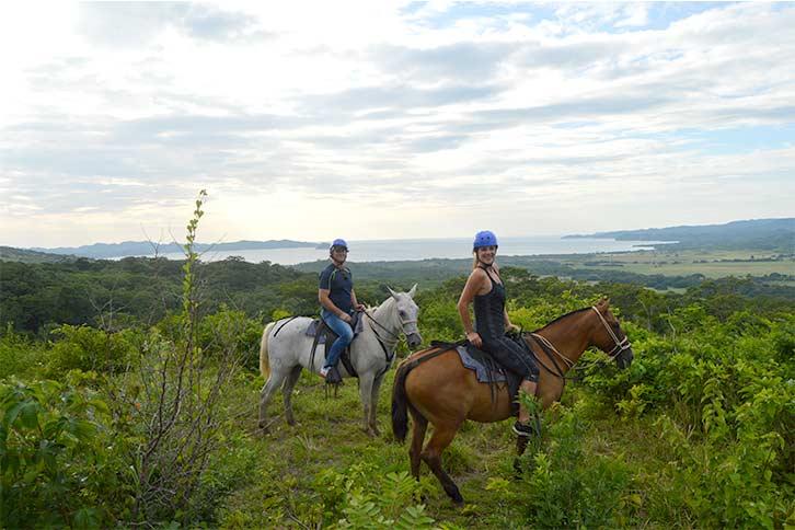 dreams las mareas costa rica horseback tour