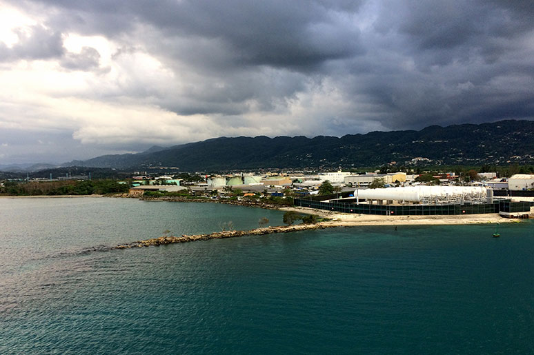 Montego Bay rainy season