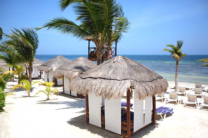 How Far is Puerto Morelos from Beach All-Inclusive Hotels