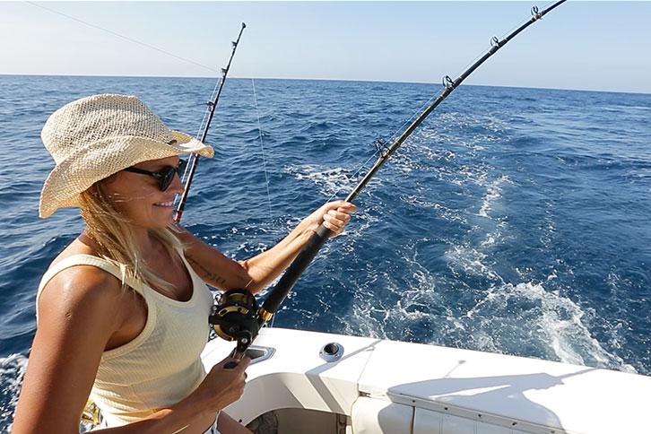 Cabo BJC Sport Fishing Female