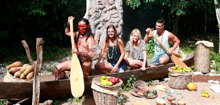 mayan heritage cozumel island