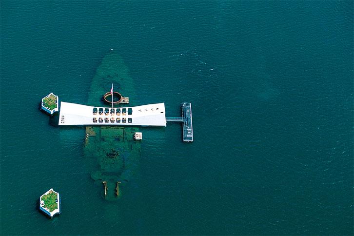 Tour Pearl Harbor on your Own USS Arizona