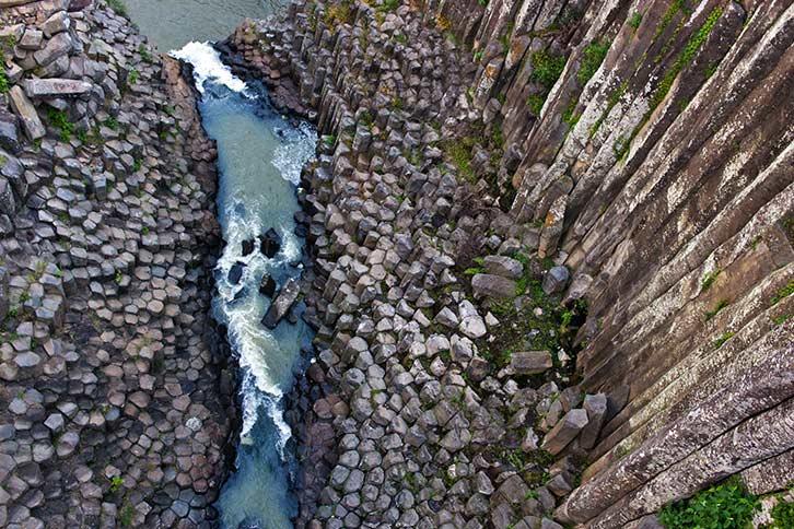 Mexico City Magical Towns Tour Basaltic Prisms