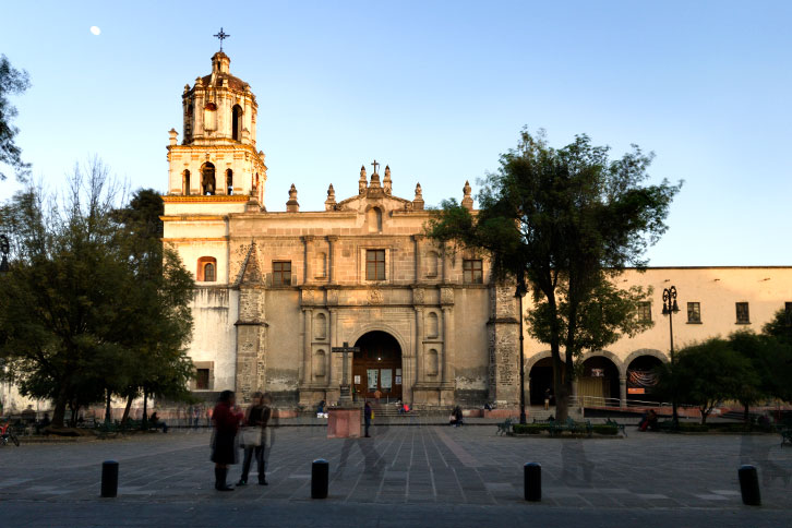 Mexico City Tourist Attractions Coyoacan