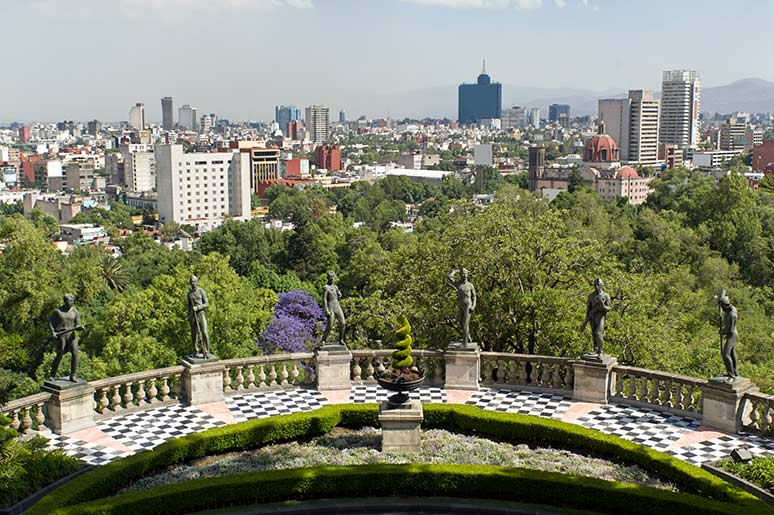 Mexico City Tourist Attractions Chapultepec Castle