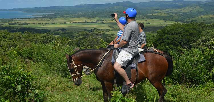 dreams mareas horseback tour