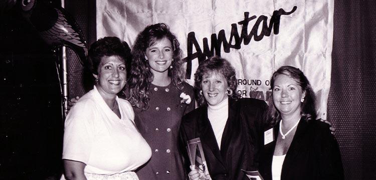 Amstar Dmc award