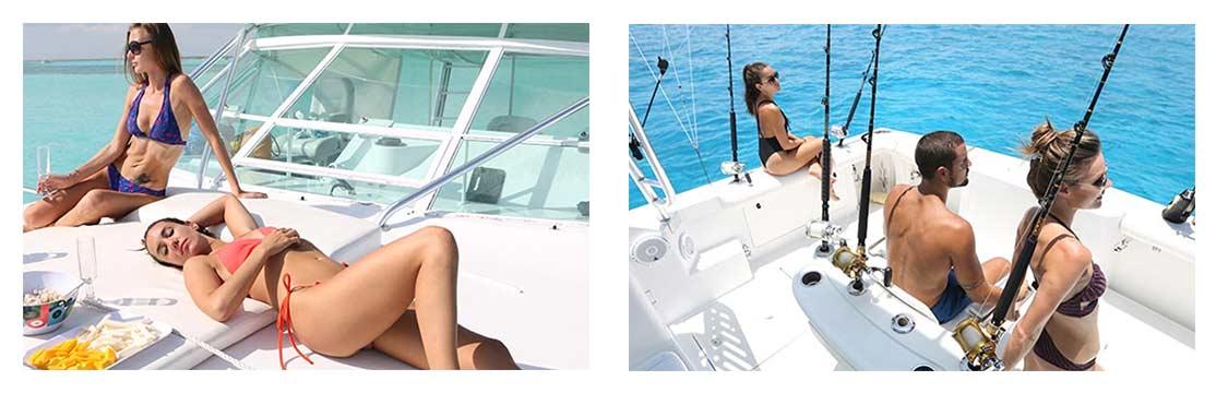 premium yacht Mexico