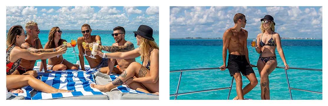 premium yacht experience