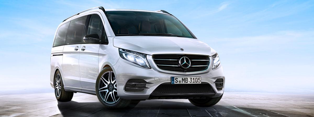 Mercedes V Call Transfer